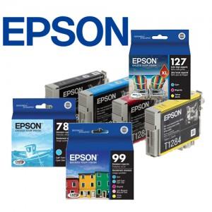 Epson ink & toner