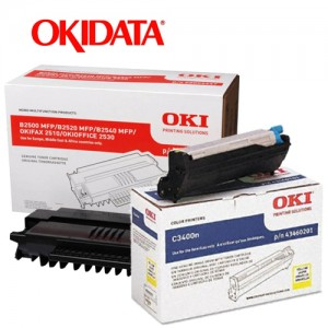 Okidata ink and toner