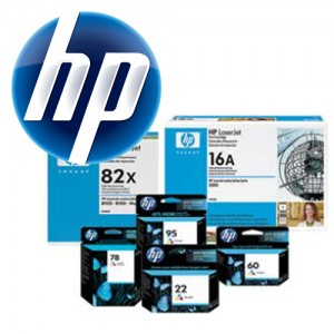 hp ink toner