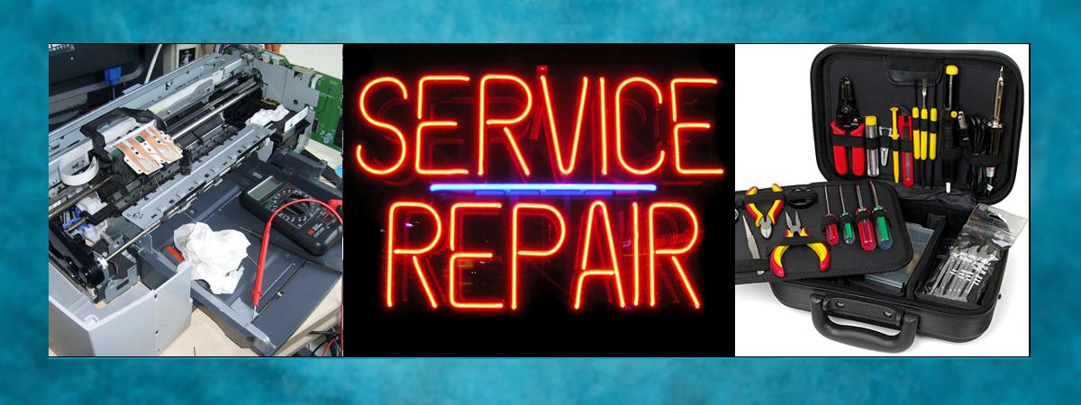 Offering printer service & repair.