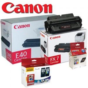 Canon ink & toner