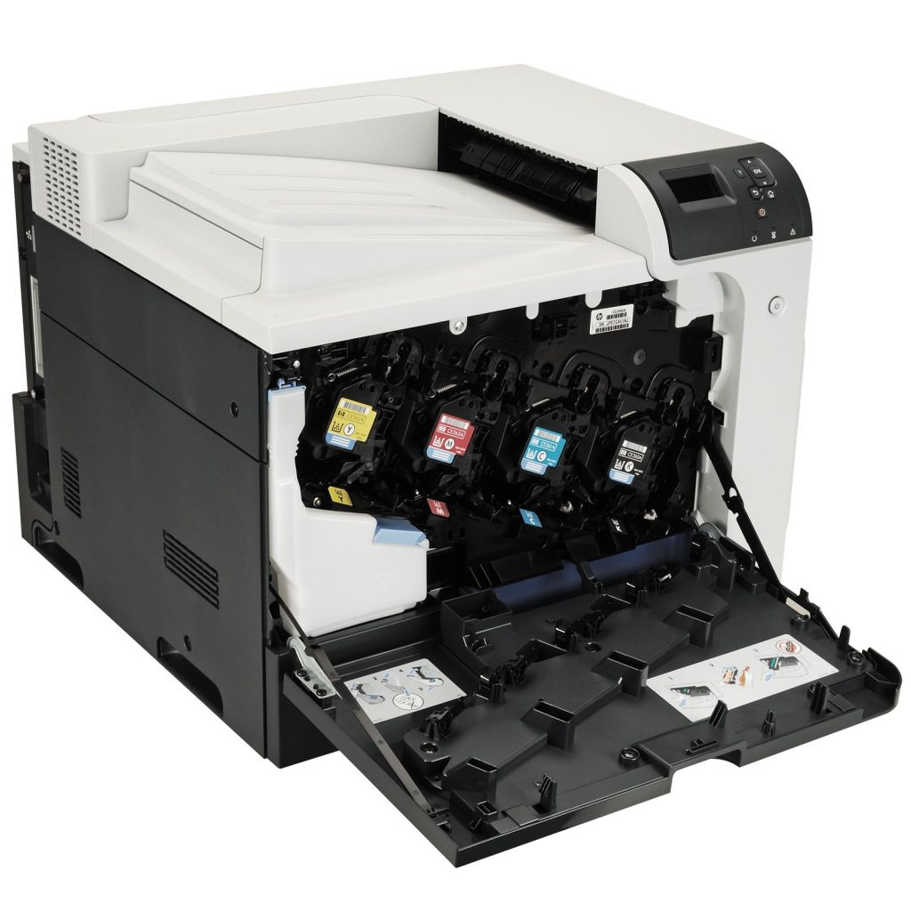 Modify the HP CP4025dn to take High Yield Black Toner